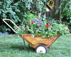 Flower Pot To Grow Wisteria In A Purple And Arbors Welcome Clover Home Dump Truck