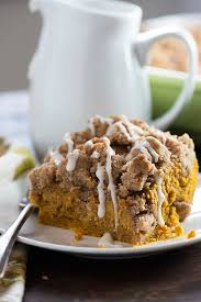 Pumpkin Coffee Cake — Buns In My Oven