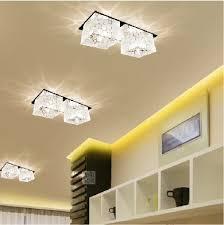 colorpai 2w ceiling ls corridor light hallway l for