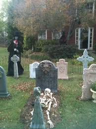 Halloween Graveyard Fence Decoration by The Halloween Graveyard Halloween Pinterest Halloween
