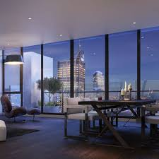 100 Penthouses For Sale In Melbourne With A Large Northern Facing Terrace 3 Metre Ceilings And Luxurious