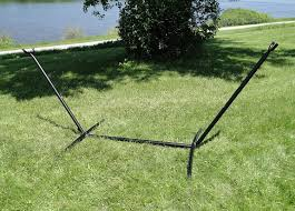 Amazon.com : Universal Hammock Stand By Hammock Universe - 9.5 Ft ... Fniture Indoor Hammock Chair Stand Wooden Diy Tripod Hammocks 40 That You Can Make This Weekend 20 Hangout Ideas For Your Backyard Garden Lovers Club I Dont Have Trees A Hammock And Didnt Want Metal Frame So How To Build Pergola In Under 200 A Durable From Posts 25 Unique Stand Ideas On Pinterest Diy Patio Admirable Homemade To At Relax Your Yard Even Without With Zig Zag Reviews Home Outdoor Decoration