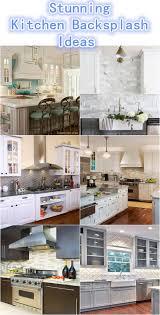 Modern Tile Backsplash Ideas For Kitchen 70 Stunning Kitchen Backsplash Ideas For Creative Juice