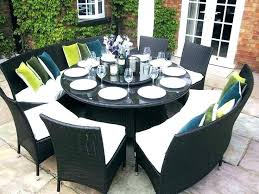 Formal Dining Room Tables Seats 10 Round Table 8 That For Glamorous Tha