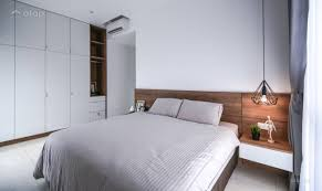 Modern Master Bedroom With Bathroom Design Trendecors Wardrobe Design Modern Interiors Master Bedrooms Collection