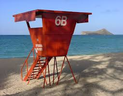 Beach Lifeguard Chair Plans by Lifeguard Tower At The Beach Pinterest Lifeguard Surf And Beach