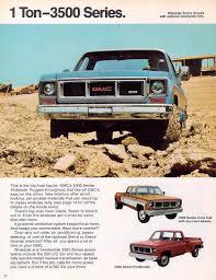1973 Chevrolet And GMC Truck Brochures / 1973 GMC Light Duty ...