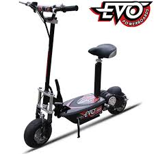 1000 Watt Electric Powered Scooter W Free Seat