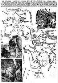 Mazes In Los Angeles Ca by A Twisted Secret Underground The Creepy Underground Tunnels Of