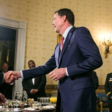When Trump Asked For Loyalty At Private Dinner Comey Refused