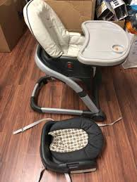 Graco Blossom 4-in-1 Seating System, Vance For Sale Online | EBay Graco Ready2dine 2 In 1 Highchair Darla On Popscreen Blossom Fisher Price Best 4 High Chairs Reviews For Amazoncom Swiftfold High Chair Briar Baby Dlx 4in1 Seating System Paris Costway 3 Convertible Play Table Seat Top Products From Babies R Us 10 Chairs Of 2019 Moms Choice Aw2k Ingenuity Trio 3in1 Ridgedale Walmartcom Elite Braden 6in1 Taylor Bed Bath Beyond Diy Mommy 2table 6n1 Assembly Fianc Does My
