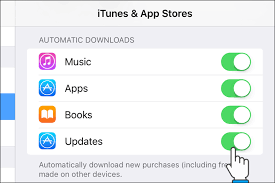 How to Enable or Disable Automatic Updates for iOS Apps