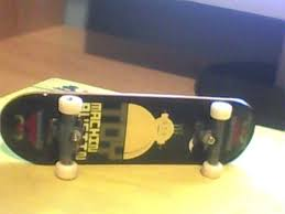 wooden tech deck skate park 4 steps
