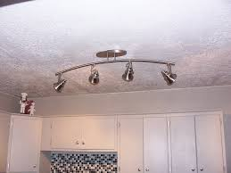 Kitchen Track Lighting Ideas Pictures by Led Track Lighting Fixtures For Bathroom Interiordesignew Com