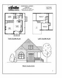 Cottage Design Plans by Cottage Plans