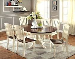Cream Dining Table Set Casual Sets Dinette And Chairs Kitchen Furniture Store Tables