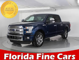 Used 2015 FORD F 150 Platinum Truck For Sale In HOLLYWOOD, FL ... Custom Trucks For Sale Florida Complex 1982 Marmon 110p Owner Food Truck Top Of The Line 78k Negotiable Stinky Buns For Tampa Bay Pickup By In Best Of Ford 2006 Tional 14127 33 Ton Sterling 4 Axle Florida Crane Used 2015 Ford F 150 Platinum Sale In Hollywood Fl Ice Cream Pages 1999 Toyota Land Cruiser Landcruiser South Floridamiami Sunrise Dealer Weson Hollywood Miami Area Our Orlando Showroom Is A Burgundy 2 Door Intertional Workstar 7400 Cars