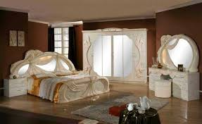 King Size Canopy Bed With Curtains by Floral Abstract Wall Decals Red Patterned Cushions Romantic Master