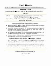 Medical Assistant Resume Sample Luxury Erbilclub Wp Content 2018 07 R Of
