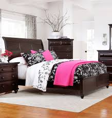 Broyhill Fontana Armoire Entertainment Hutch by Farnsworth Queen Sleigh Bed By Broyhill Home Gallery Stores