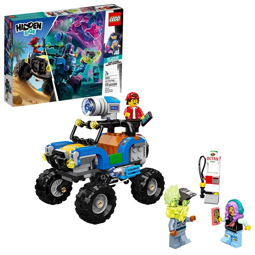 Lego Hidden Side - Jack's Beach Buggy 70428