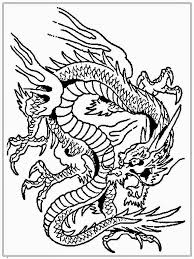 Dragon Coloring Pages Adults Stunning For