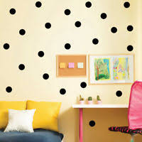 Polka Dot Circle Wall Decal Vinyl Sticker Pattern Decor Living Room Bedroom
