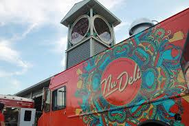 100 Most Popular Food Trucks Royal Oak Farmers Market Truck Rally Nu Deli
