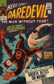 First Appearance Of Daredevils Red Outfit
