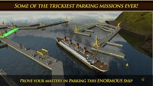 Titanic Sinking Simulator Escape Mode by Titanic Parking Simulator Touch Arcade