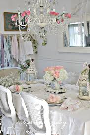Shabby Chic Dining Room by 1015 Best Shabby Chic Images On Pinterest Cottage Style Home