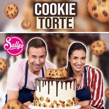 cookie torte mit pflaume chocolate chip cookie cake