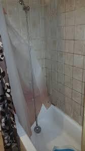 Bathtub Overflow Gasket Flat by Shower Leaking Through Ceiling Diy Repair Doityourself Com