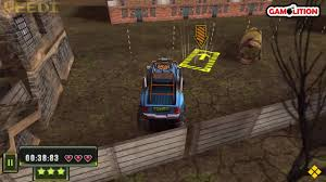 Zombie Truck Parking Simulator Walkthrough - Level 3-4