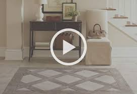 lay out the tile floor pattern at the home depot