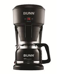 BUNN Speed Brew 10 Cup Black Coffee Maker