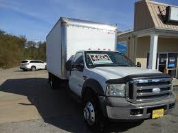 F550 Box Truck - Straight Trucks For Sale