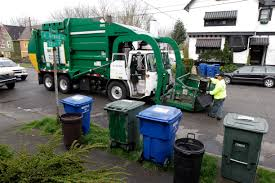 Seattle Christmas Tree Disposal 2014 by An Uber For Trash Is Coming To A Garbage Can Near You