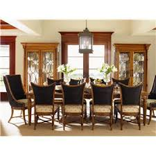 Tommy Bahama Home Island Estate 11 Piece Grenadine Table Dining Set