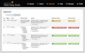 solarwinds web help desk pricing it change management change solarwinds