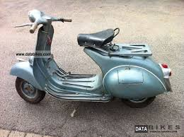 Vespa 150 Scooter 1958 Photo