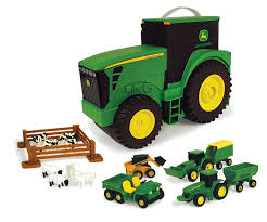 Amazon.com: Ertl John Deere Carry Case Value Set: Toys & Games Ertl Colctibles John Deere 460e Dump Truck 45366 Ebay Rocking Chair Tractor Ride On Online Kg Electronic Toys Diecast At Toystop Ertl 164 Farm Toy Playset Cars Trucks Planes Farm Toy Playset From John Deere With Tractors Dump Truck Atv Begagain Ecorigs Organic Musings Gift Big Scoop The Gasmen 825i Xuv Gator Model Wlightssounds Set In Green Yellow Sand Box Reviews Wayfair