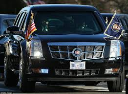 Trump s Cadillac e will make its public debut on Inauguration