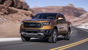 New 2019 Ford Ranger Pickup Revealed At Detroit Auto Show - Business ... New Ford Truck News Of Car Release 20 Unique Trucks Art Design Cars Wallpaper A Row New Ford Fseries Pickup Trucks At A Car Dealership In Truck 28 Images 2015 F 150 F350 Super Duty For Sale Near Des Moines Ia 2017 Raptor Price Starting 49520 How High Will It Go F150 Iowa Granger Motors Graphics For Yonge Steeles Print Install Motor Company Wattco Emergency History The Ranger Retrospective Small Gritty To Launch Longhaul Hgv Iaa Show Hannover
