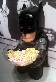 Halloween Candy Dish With Lid by Amazon Com Dc Comics Batman Candy Holder And Bowl Toys U0026 Games