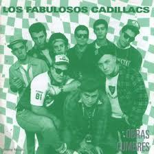 Carátula Frontal de Los Fabulosos Cadillacs Obras Cumbres Portada