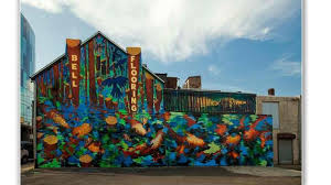 Philadelphia Mural Arts Internship by Beloved Northern Liberties Mural Vandalized With Graffiti 6abc Com