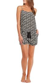 lilian printed washed silk pajama shorts equipment us the outnet