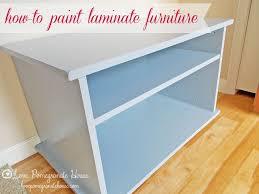 painting over laminate painting formica furniture photos Druma