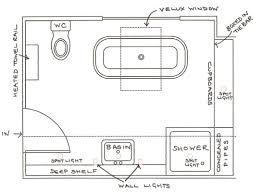 Large Master Bathroom Layout Ideas by Bathroom Layout Planner Small Floor Plans Andrea Outloud